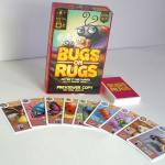 Bugs on Rugs game