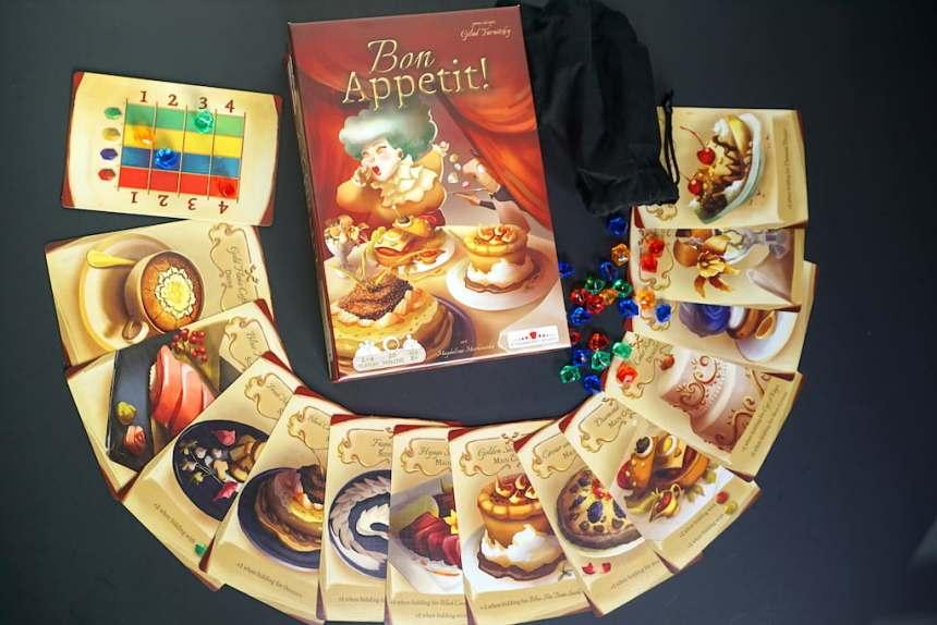 Bon Appetit! game