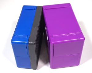 Card Caddies with connector