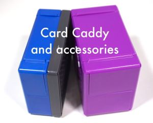 Card Caddy and accessories