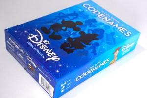 Codenames: Disney box