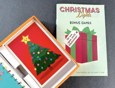 Christmas Lights - Bonus Games. Do not open until Christmas* - Just kidding, you can open it now!