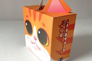 Cat Tower game box