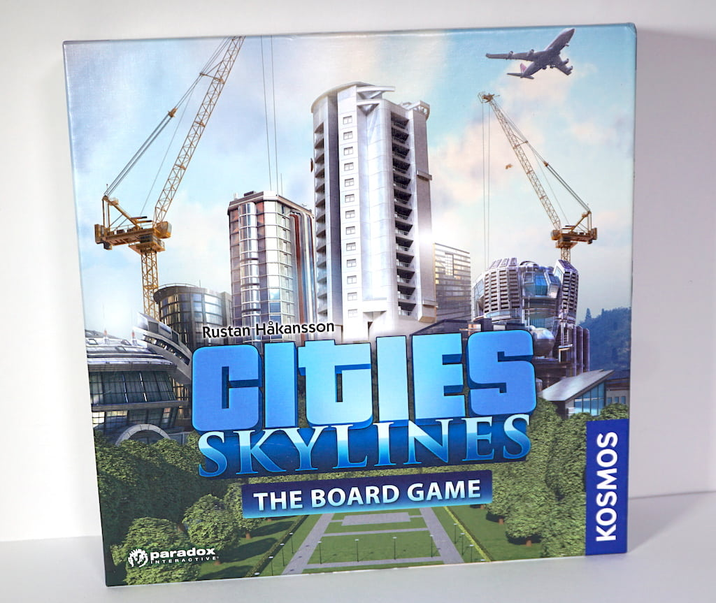 Cities Skylines Build Your Own Metropolis The Family Gamers