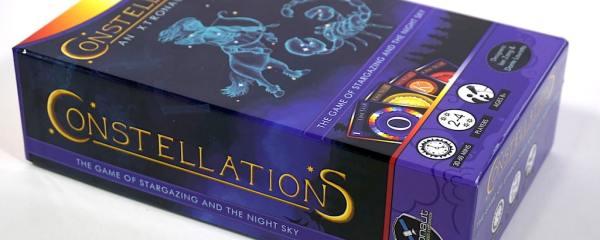 Constellations, an Xtronaut game