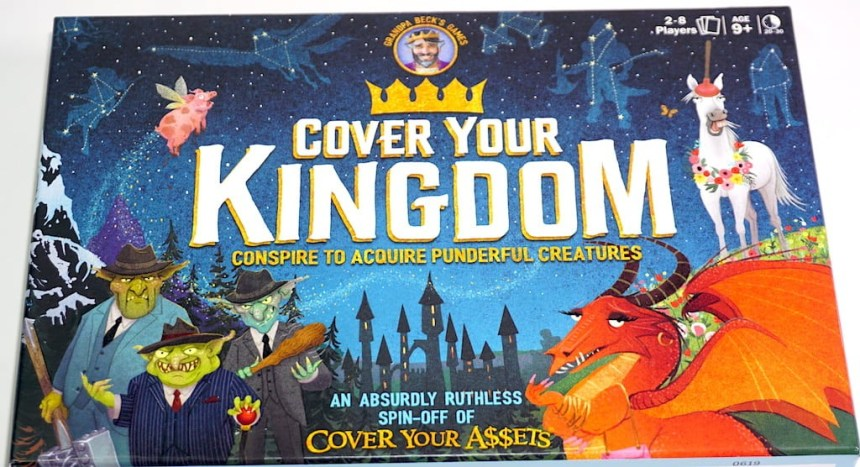 Cover Your Kingdom game