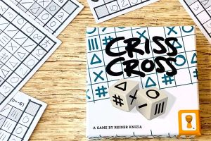 Criss Cross game