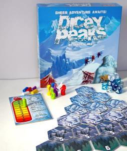 Dicey Peaks game