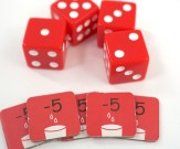 Backorder tokens and dice