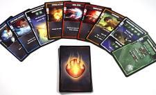 Dice Throne cards: Vegas Baby, Get That Outta Here, Resuscitate II, Twice as Wild, Buh Bye, Triple Up, Pounce, Predatory Advance II, Maternal Bond II.