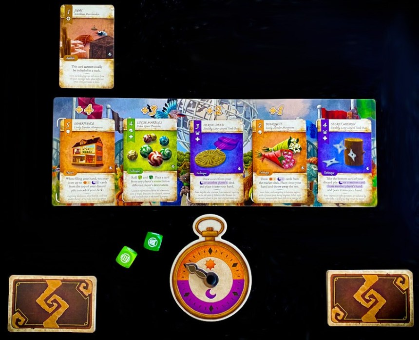 Dale Of Merchants Collection; Two Player Setup