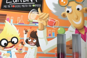 Dr. Eureka - Mix the Molecules, Master the Formula
