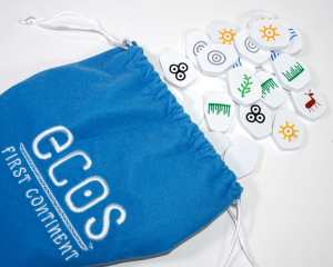 Ecos bag of resource tokens