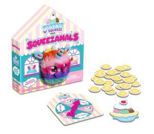 Freeze N Squeeze - Squeezamals game