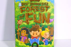 Best Treehouse Ever Forest of Fun