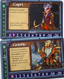 Gruff shepherd cards