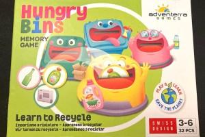 Hungry Bins game