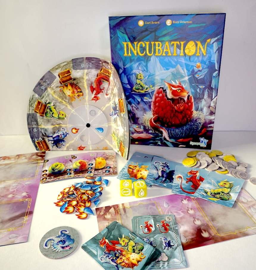 Incubation game