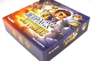 Jetpack Joyride board game