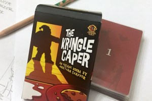 The Kringle Caper game