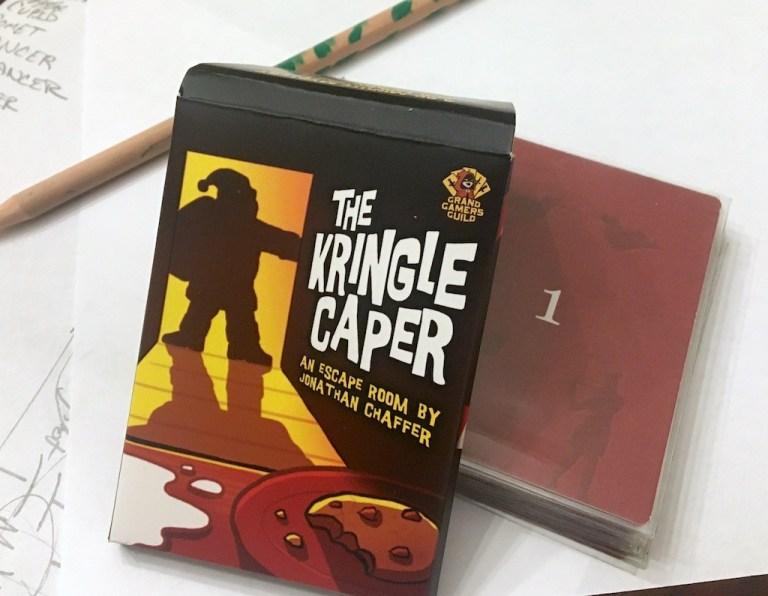 The Kringle Caper