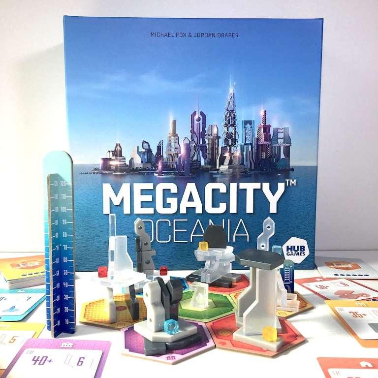 MegaCity Oceania game