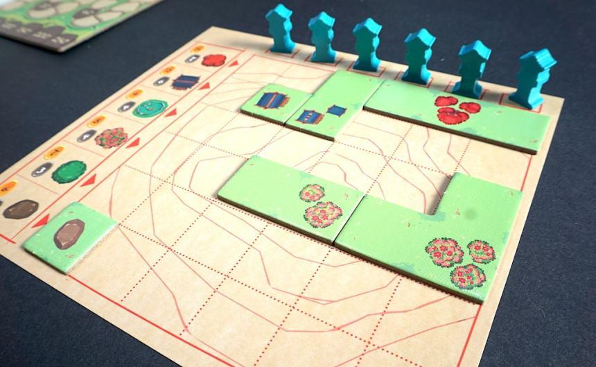 Miyabi game after first round