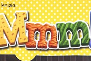 Mmm! game by Reiner Knizia