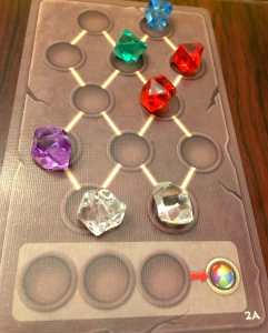 Mystery of the Temples crystal grid