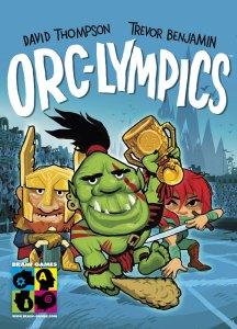 Orc-lympics Box Cover