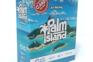Palm Island: Plastic Card Edition