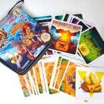 Panic Island box and cards