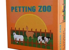 Petting Zoo Board Game