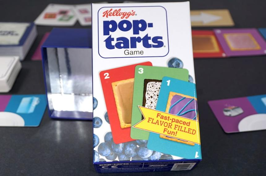 Kellogg's Pop-Tarts Game