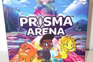 Prisma Arena game box