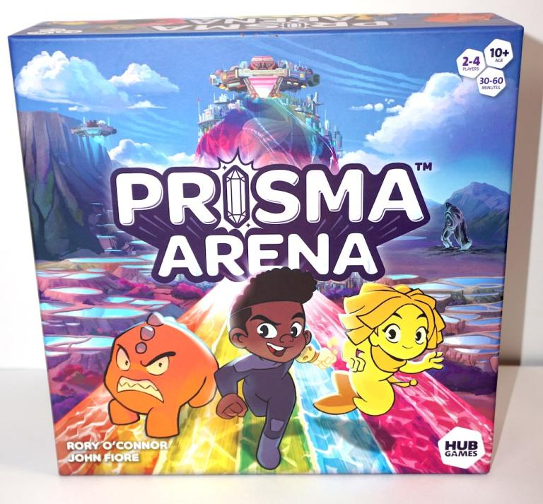 Prisma Arena game box