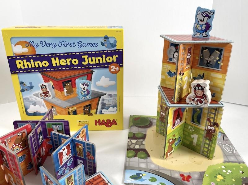 Rhino Hero Junior