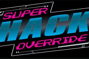 Super Hack Override Logo