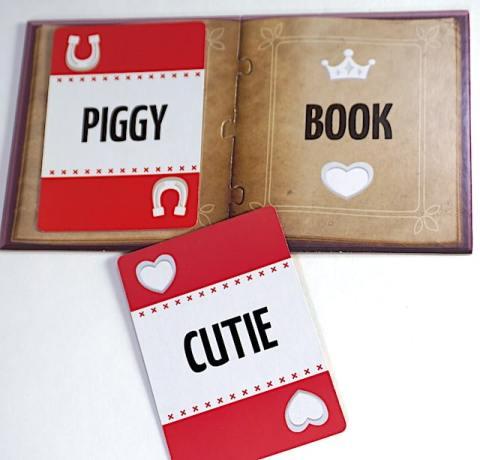 """Spell book: """"Piggy Book"""""""