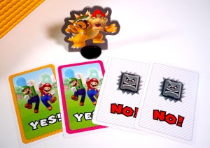 Bowser gets voted off