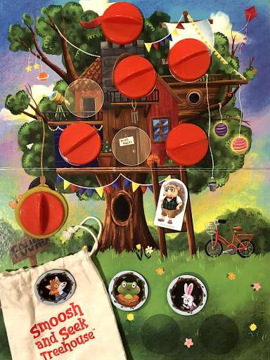 Treehouse board