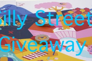 Silly Street giveaway