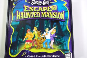 Scooby Doo Escape from the Haunted Mansion