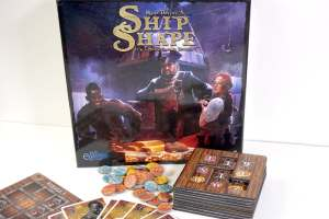 Ship Shape game