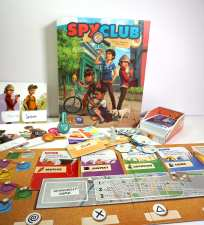 Spy Club game