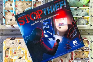 Stop Thief Box Art