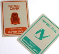 10 Essentials Damaged Gear and Repair Tool cards