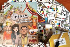 The Key Sabotage at Lucky Llama Land