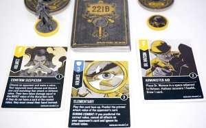 Sherlock cards