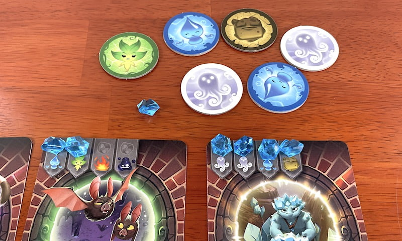 Animus tokens and cards from Via Magica